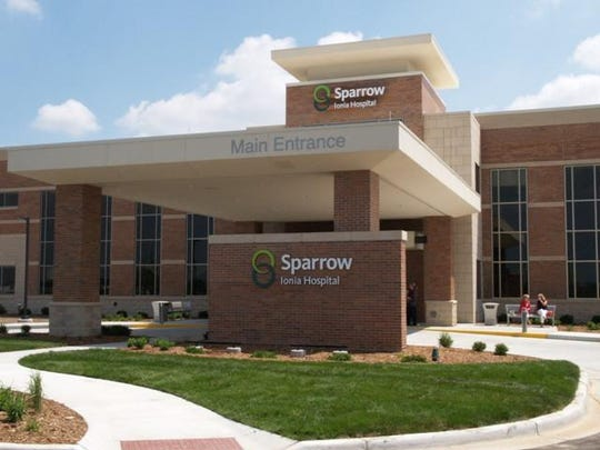 Sparrow Ionia Hospital was built in June 2015