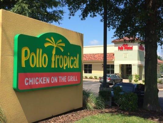Pollo Tropical now