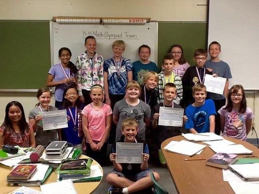 Lincoln-Erdman Math Olympiad