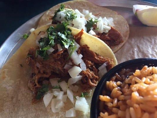 pig tacos