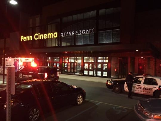 Although a shooting victim was found outside the Penn Cinema IMAX in Wilmington last week, investigation determined he was shot in the area of Oak and Marshall streets, police said.