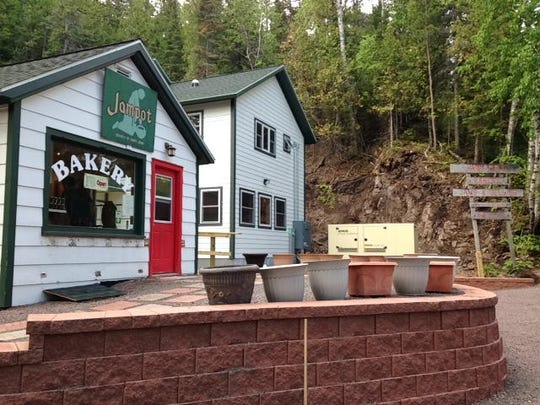 The Jampot, which sells jam and baked goods made by Catholic monks in Eagle River.