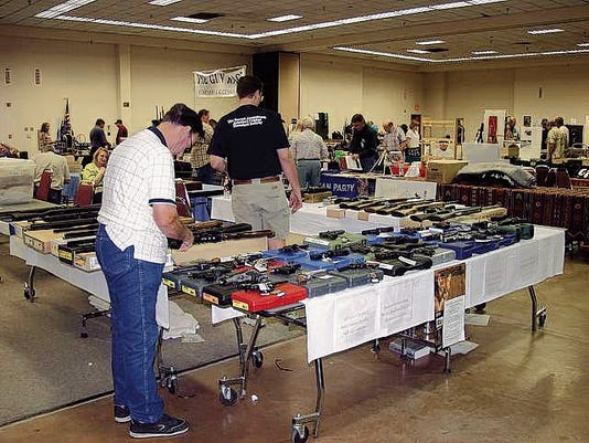 The 25th Annual All American Gun and Western Collectible Show is set for Saturday and Sunday at the Ruidoso Convention Center.