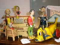 Nov. 7: BW Antique Dealers Show