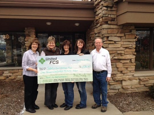 "Employees of the Wausau United FCS office decided to ""Meat the Need"" of no one going hungry during the 2015 Christmas season. Two teams, of approximately seven people each, were formed to have a friendly competition to raise money to purchase meat to be donated to The Neighbors Place and The Salvation Army. Collectively, the employees raised $1,236, allowing the purchase of 50 turkeys and 50 hams, all to be donated in equal quantities to both The Neighbors Place and The Salvation Army."