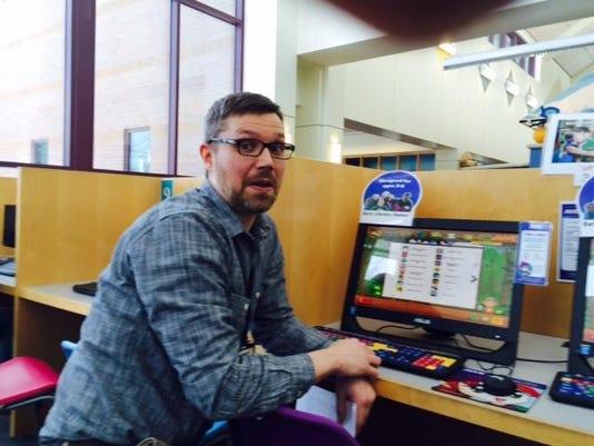 WSD library kid tech 2