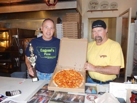 pizza contest