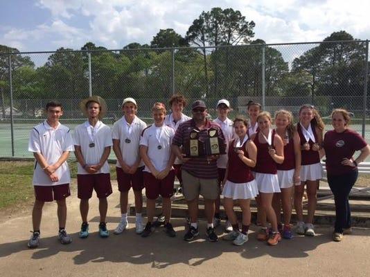 Pensacola High tennis