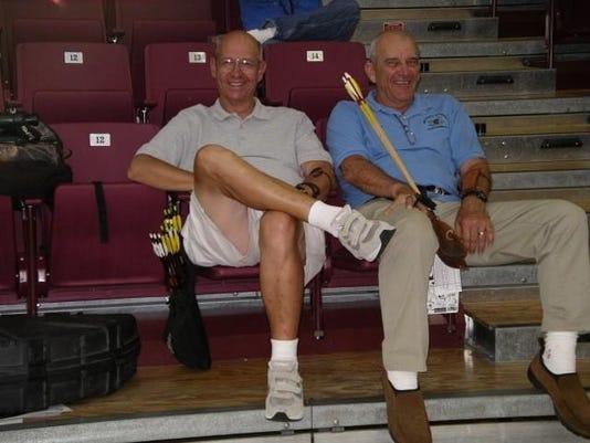 John Lackey and Tim Van Voorhiss