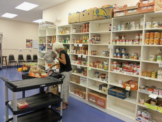 Bonita Springs Assistance Office Food Pantry