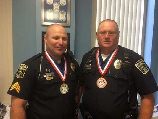 Ohio Police and Fire Games