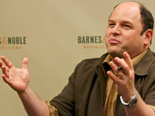 File Photo: Actor Jason Alexander (Photo by Bryan Bedder/Getty Images)