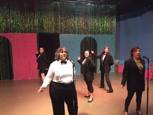 wsd Inspire Theatre show