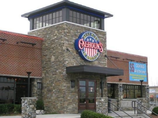 Calhoun's Restaurant in Turkey Creek
