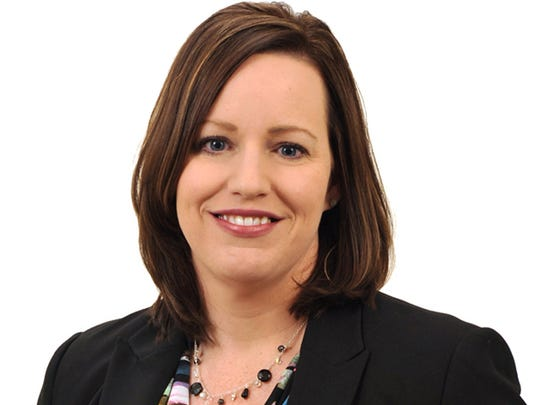TORIN HALSEY/TIMES RECORD NEWS Amy Fagan is Assistant Director of Health for the City of Wichita Falls.
