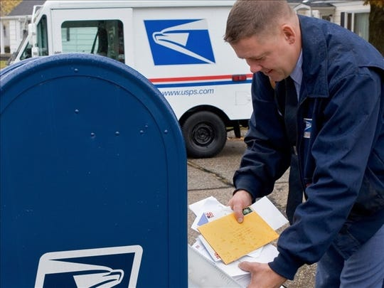 On Sunday, Jan. 26, the price of most United State Postal services will change. First-class mail stamps will jump from 50 cents to 55 cents.
