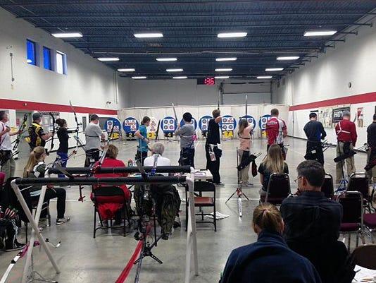 bc-Indoor Archery Butler County