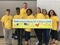 Redford Union officials travel to China