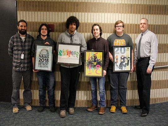 WDFCTC 2017 Poster winners - 1
