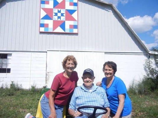 Graves barn quilt
