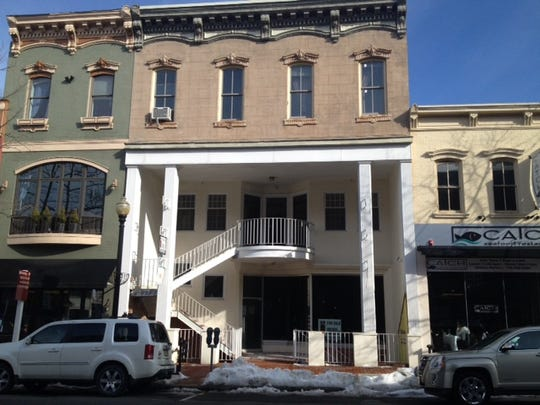 This property at 7 Broad St. in Red Bank is up for sale.