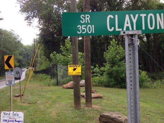 clatyon road property
