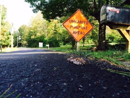 Garren Creek Road
