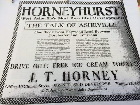 horneyhurst flier