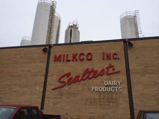 Milkco, a subsidiary of Ingles Markets, gets most of its milk from farmers in the region.