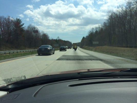 interstate shot