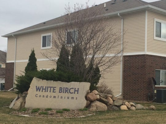 The White Birch Condominiums in Ankeny.