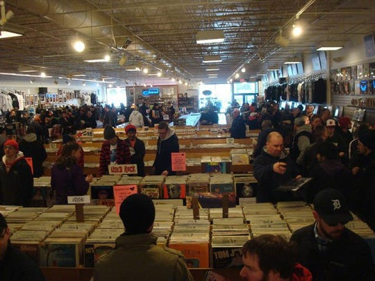 Dearborn Music will offer 20% off new and used vinyl on Record Store Day, along with RSD releases.
