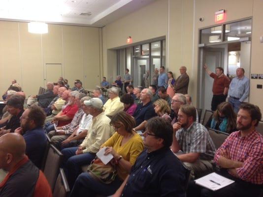FRE 1009 ballville dam meeting.JPG
