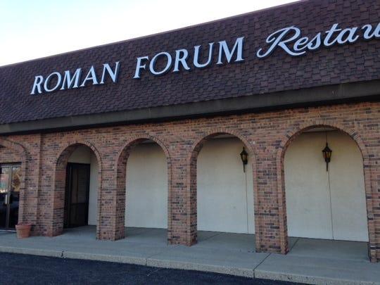 2 cnt roman forum