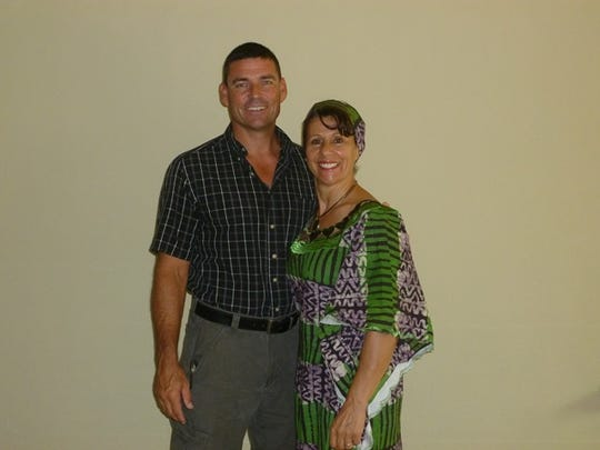 Gary and Siham Jasmund have worked as missionaries