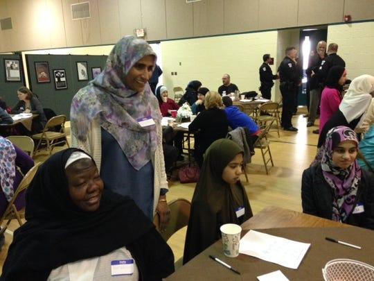3 mosque event