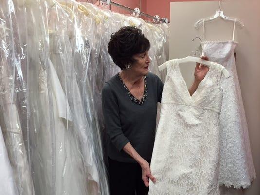 44010f3083 Wedding dress deals for brides on a budget
