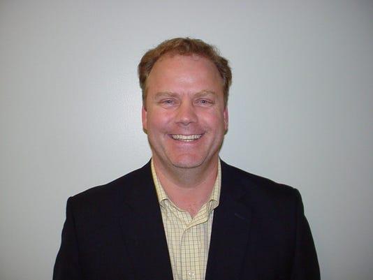 Marysville Board of Education President Kevin Palmateer