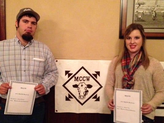 MontereyCattlewomen scholarships