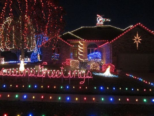 barber lights