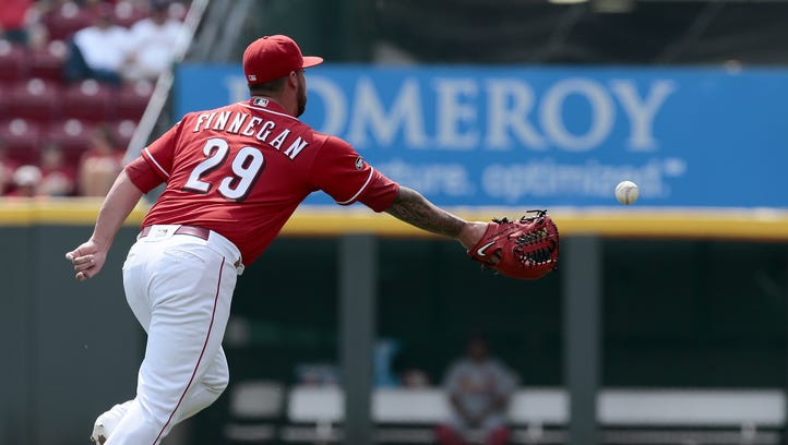 Doc: Finnegan a bright spot for young Reds