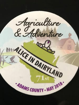 The Ag and Adventure Committee in Adams County is hosting the Alice in Dairyland finals set for May 17-19.