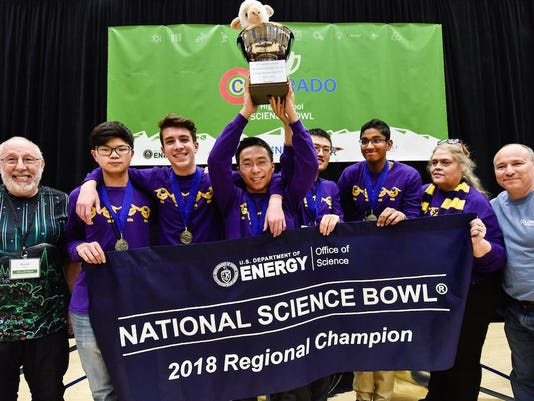 Colorado High School Science Bowl