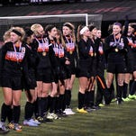 Loveland girls soccer takes a victory lap