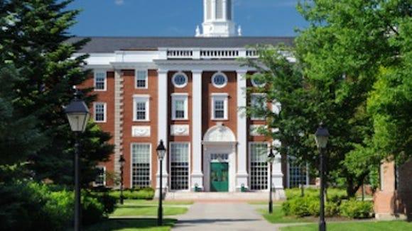 Harvard Business School (AP file photo)