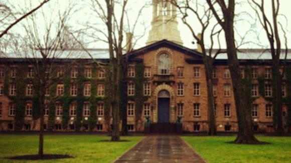 Princeton University sued by student after attempted suicide