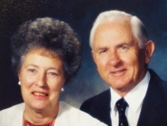 Anniversaries: DeVon Poulson & Elsie Adelia Poulson