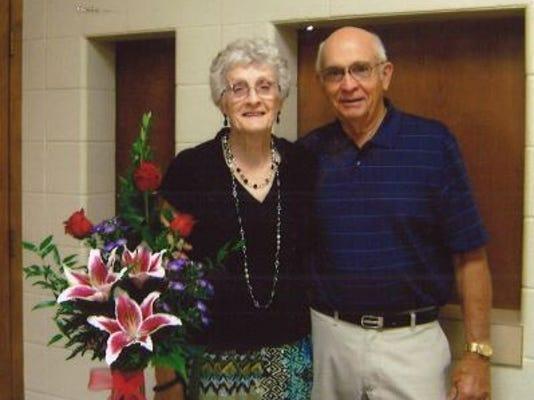 Anniversaries: Pete Andersen & JoAnne Andersen