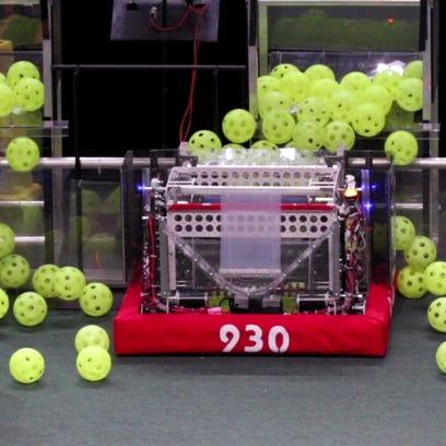 FIRST Robotics Regional at Panther Arena