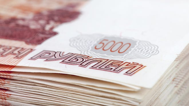 Russia is offering to help firms with foreign debts.